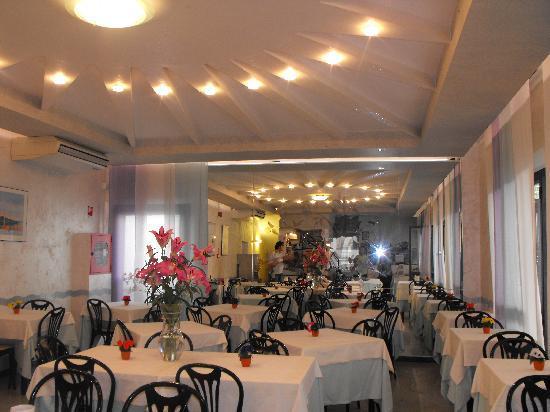 Hotel Nuovo Giardino: sala