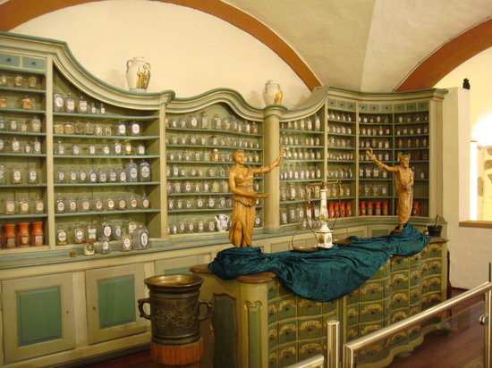 ‪German Pharmacy Museum‬