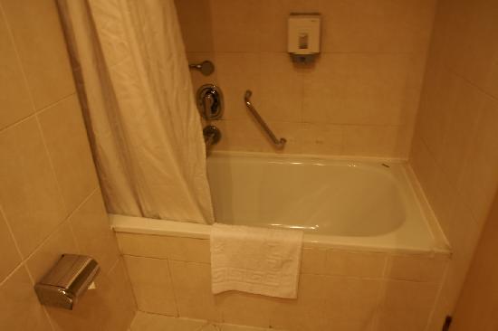Rimonim Tower Hotel Ramat Gan: Vasca da bagno