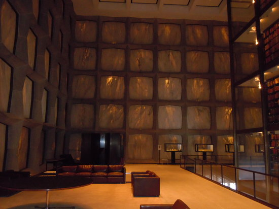 Beinecke Rare Book Amp Manuscript Library New Haven Ct