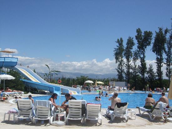 Otium Eco Club Side: piscine de l hotel
