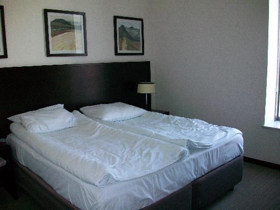 Europeum Hotel: la chambre