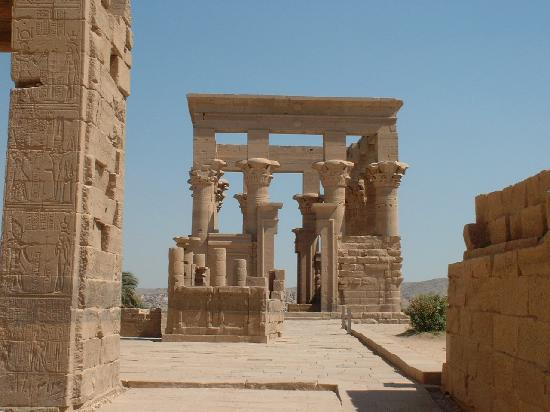 Temple of Philae: Wonderful photo op
