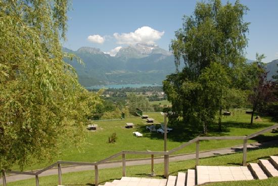 Les balcons du Lac d'Annecy: Solarium