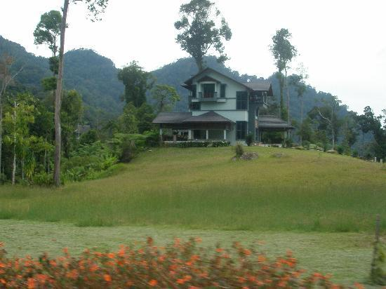 Borneo Highlands Resort : one of the houses