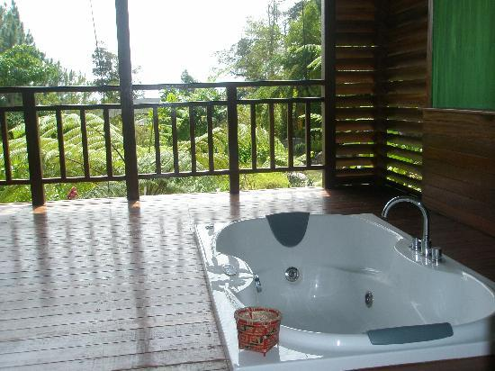 Borneo Highlands Resort: serenity