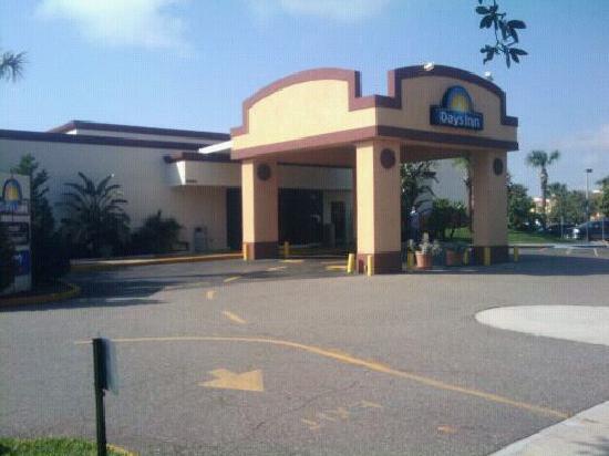 Days Inn Orlando Convention Center/International Drive: Reception entrance