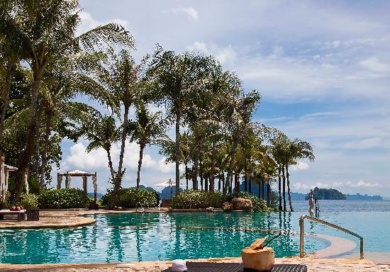 Phulay Bay, A Ritz-Carlton Reserve: Resort Pool