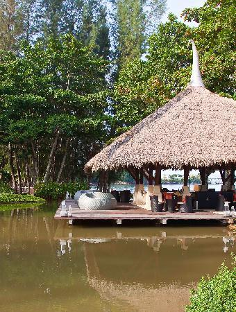 Phulay Bay, A Ritz-Carlton Reserve: Beach cafe