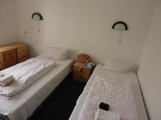 Sickinger Hof: Zimmer