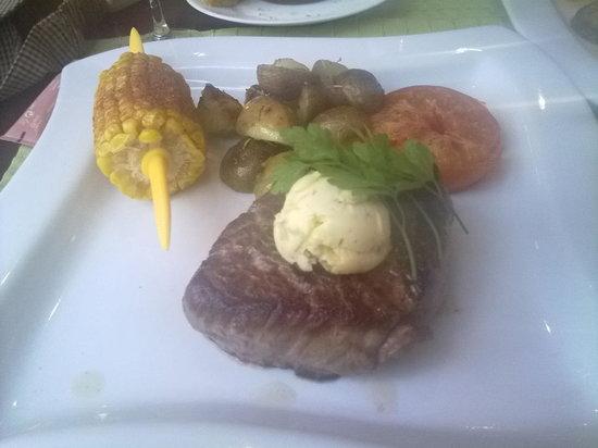 Bodeguita El Andaluz: The fillet steak