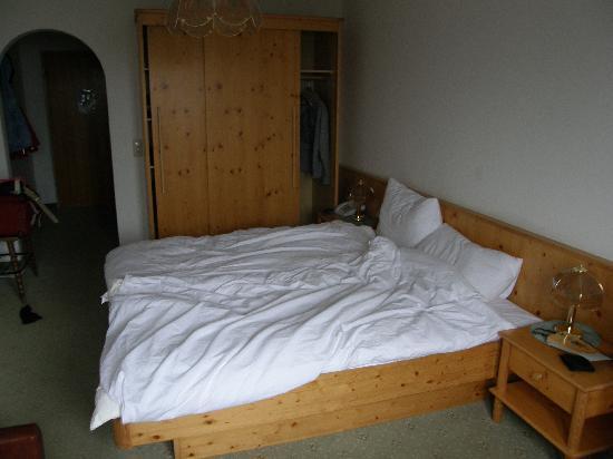NationalPark Hotel Klockerhaus: Double Room