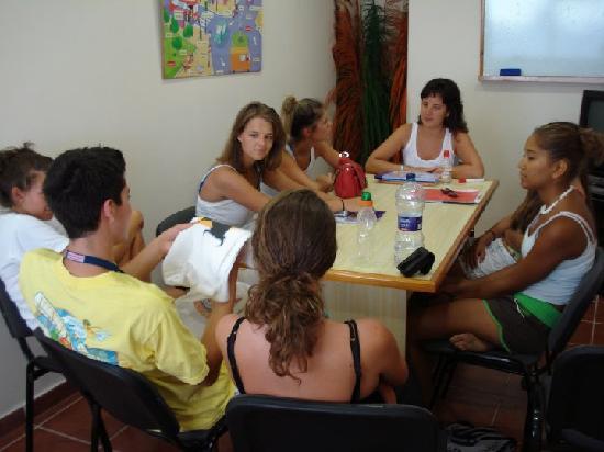 Centro de Enseñanza de Español La Herradura: Group classes and one-to-one tuition are both available