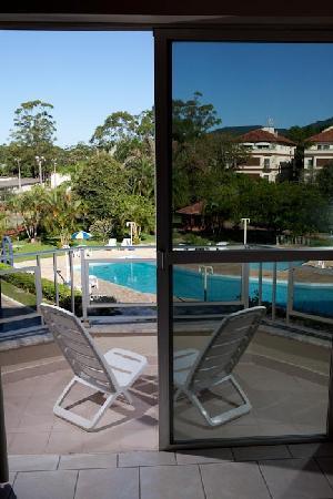 Porto Sol Beach: Suites Vista Piscina