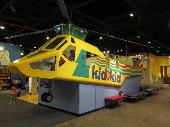 The Strong National Museum of Play: Helicopter