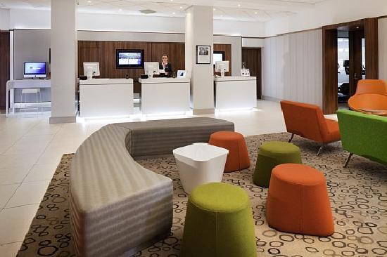 Novotel Southampton: Reception