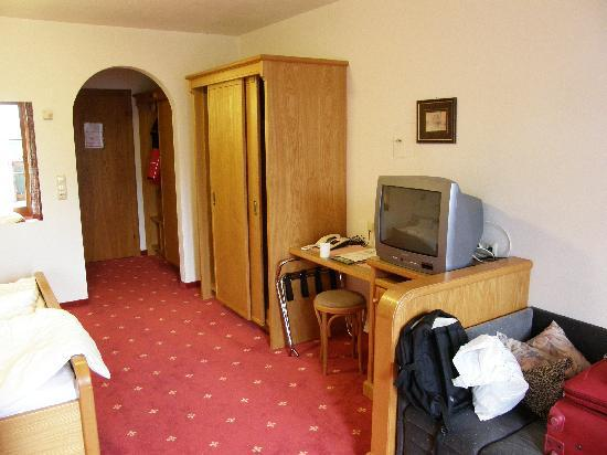 Sankt Martin bei Lofer, Austria: Double Room