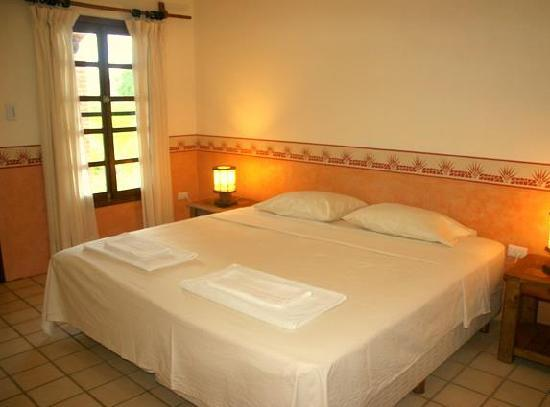 Hacienda Hotel Santo Domingo : Bedroom we stayed in