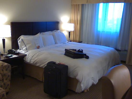 Radisson Hotel at Star Plaza: Bed
