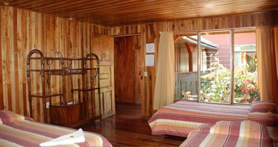 Hotel El Sueno: Big Rooms