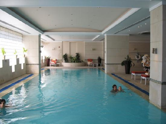 Le Grand Amman Managed By AccorHotels: Piscine intérieur