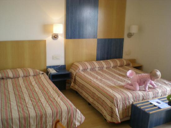 Hotel Marina: beds