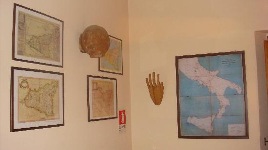 Boccaperta: Décoration intérieure