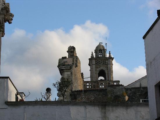 Centro historico Ostuni, Puglia, It.