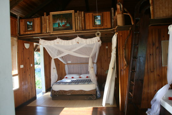 Tevahine Dream : la chambre