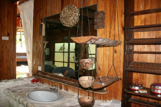 Tevahine Dream: la salle de bain
