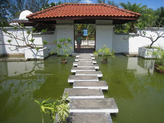 Laman Padi Langkawi: Ornamental garden