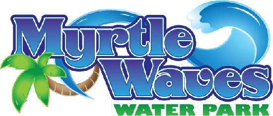 Myrtle Beach, SC: Myrtle Waves Logo