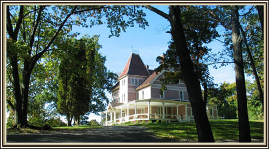 Hudson, estado de Nueva York: Mount Merino Manor