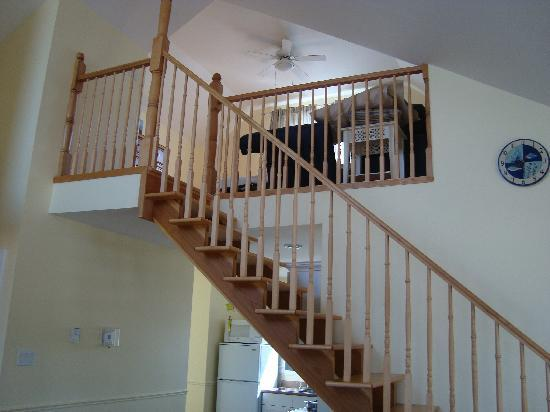 Upstairs Loft Laurel Picture Of Cambra Sands Malagash