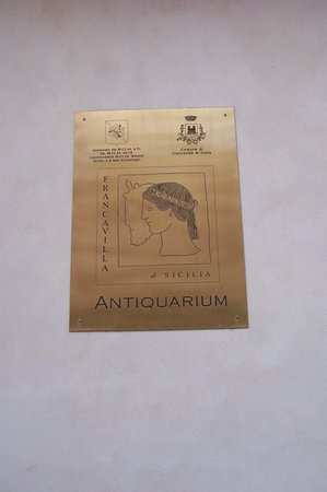 Antiquarium di Francavilla di Sicilia