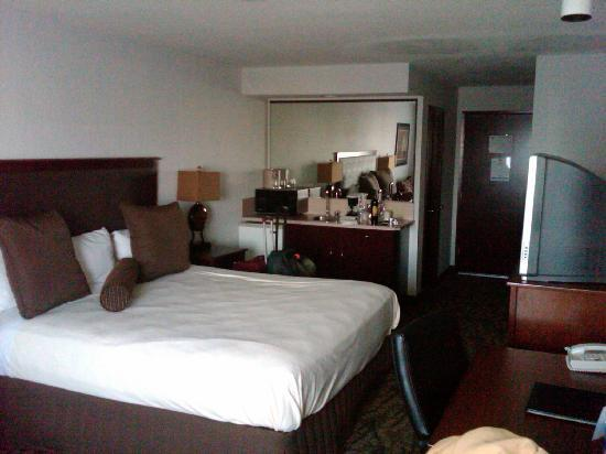 Shilo Inn Suites - Newberg: Room