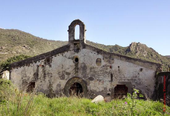 Francavilla di Sicilia, Itália: Esterno della Chiesa dello Spirito Santo - Quel che rimane