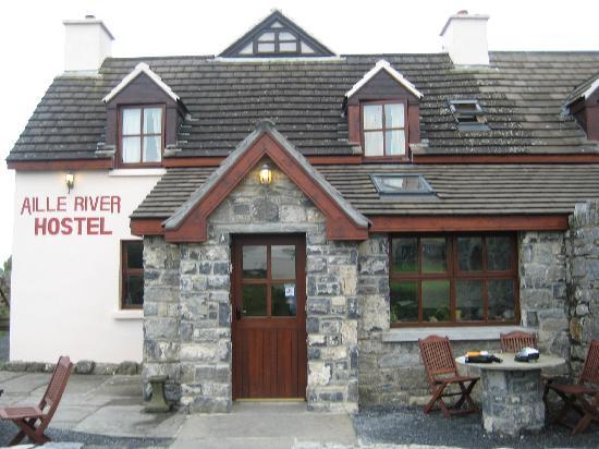 Aille River Hostel : The hostel itself