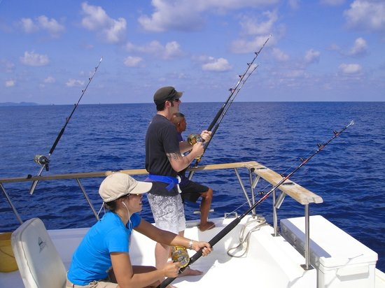 Dorado Game Fishing Private Charter: Fishing