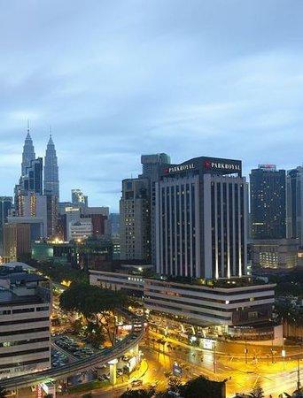 PARKROYAL Kuala Lumpur: Hotel Facade
