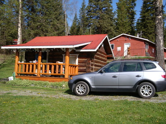 Heffley Creek, Canada: Our Cabin