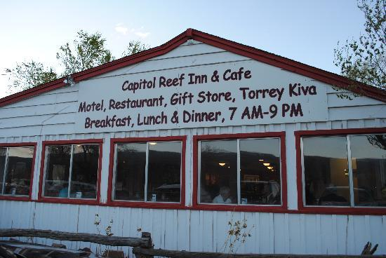 Capitol Reef Inn Cafe Cafe Reviews