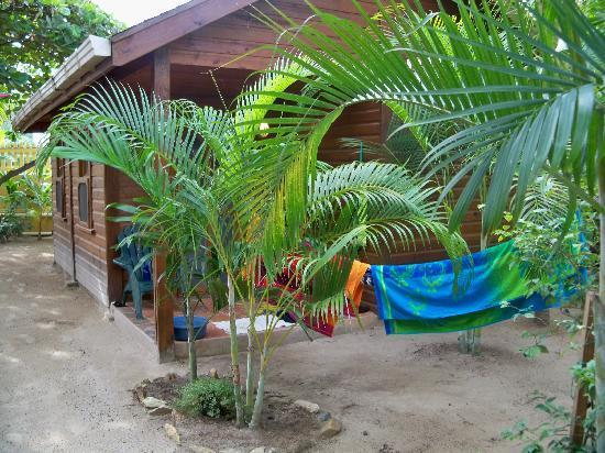 Bananarama Beach and Dive Resort: Our Cabana