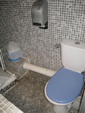 Hotel Laurence: disgusting bathroom
