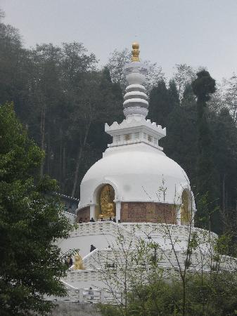 جانجتوك, الهند: Buddhist Monastery
