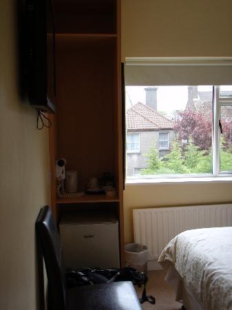 Desota House Bed and Breakfast: tea area
