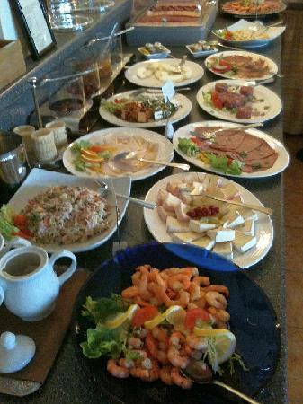 Hotel Belvedere: Liebevolles Frühstücksbüffet 3