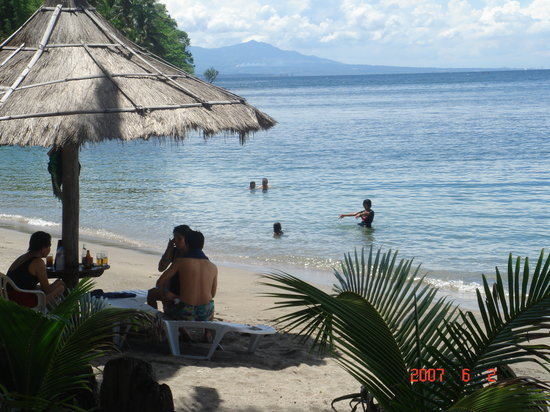 Cavite City, Philippines: caysubic beach