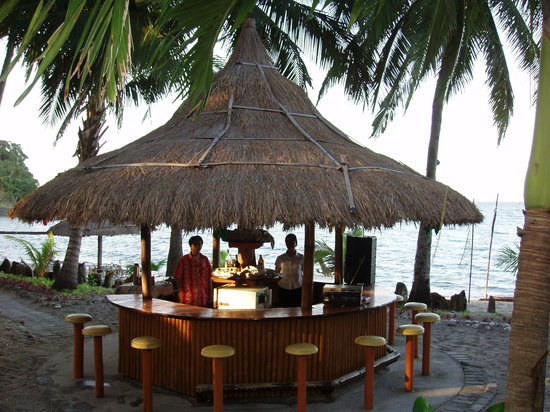 Cavite City, Filipinas: beach bar