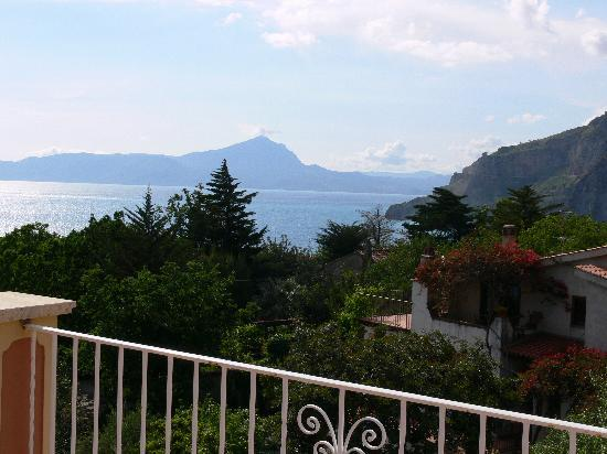 Romantic Hotel & Restaurant Villa Cheta Elite: Blick von Dachterrasse